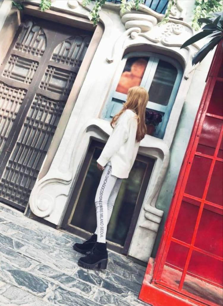 卉卉-山东省·临沂市·兰山区-抖音 快手-161cm 40kg 黑色中长发 可接衣服 包包 首饰类 买家秀卖家秀