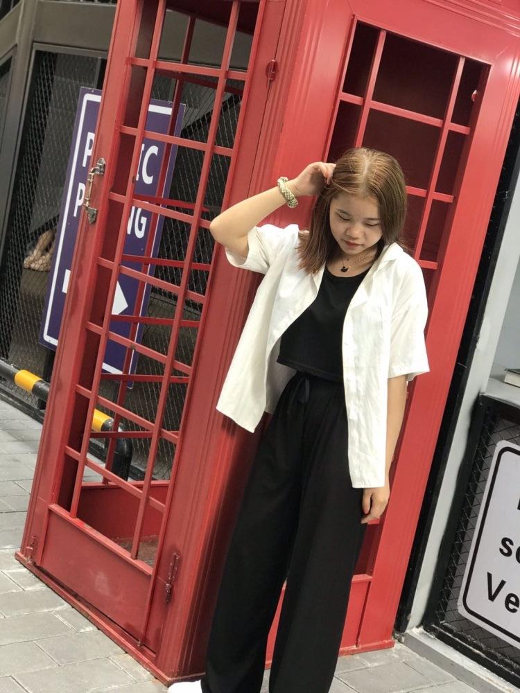 🍉-广东省·惠州市·惠城区--会拍照 搭衣服 想接网拍 年龄18 身高153 体重46 想要兼职工作