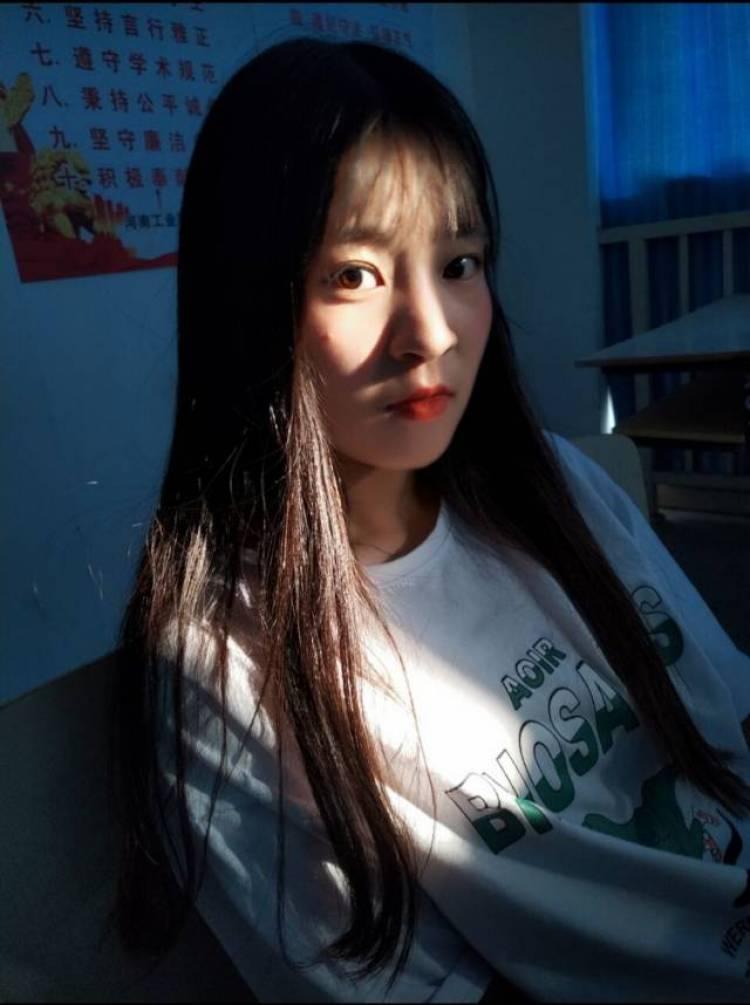 爱与被爱-河南省·南阳市·宛城区-快手-19岁 158 84 会拍照