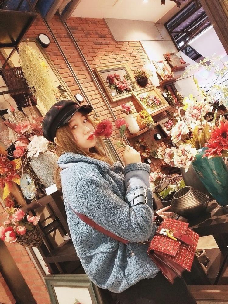 你的小可爱吖-黑龙江省·哈尔滨市·道里区-抖音微博朋友圈小红书-擅长美妆穿搭 喜欢拍照 会修图